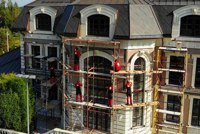 Фасадные работы в Вологде