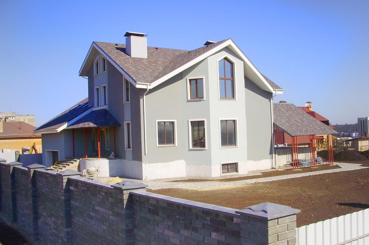 Заказать строительство коттеджа в Вологде