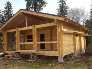 Дачные дома в Вологде