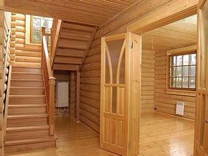Брусовые дома в Вологде