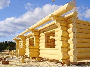 Срубы домов и бань в Вологде
