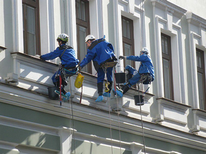 Ремонт фасадов в Вологде
