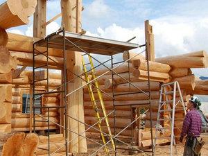 Деревянное домостроение в Вологде
